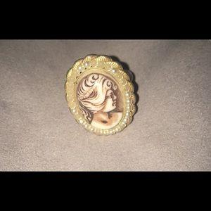 Jewelry - Adjustable Costume Victorian Ring